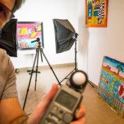 festményrepro reprófotózás reprodukciós fotózás műtárgyfotózás