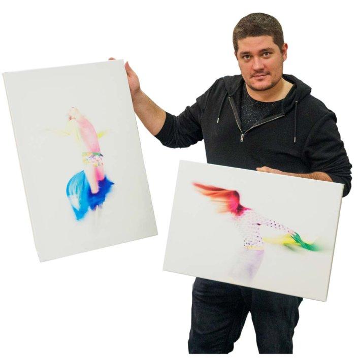 Festővászon fotónyomtatás vászonra